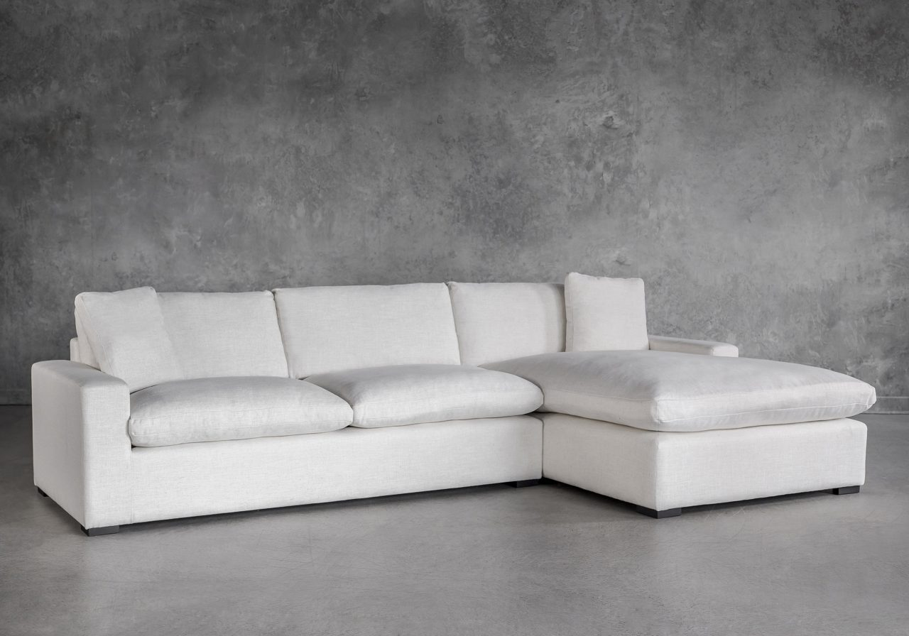 Vermont Sectional in Natural Fabric, Angle, SR