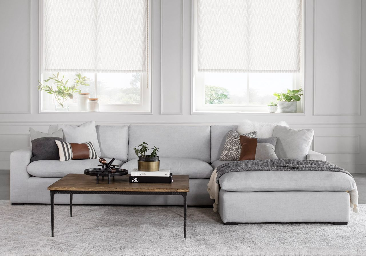 Vermont Sectional, Style Shot