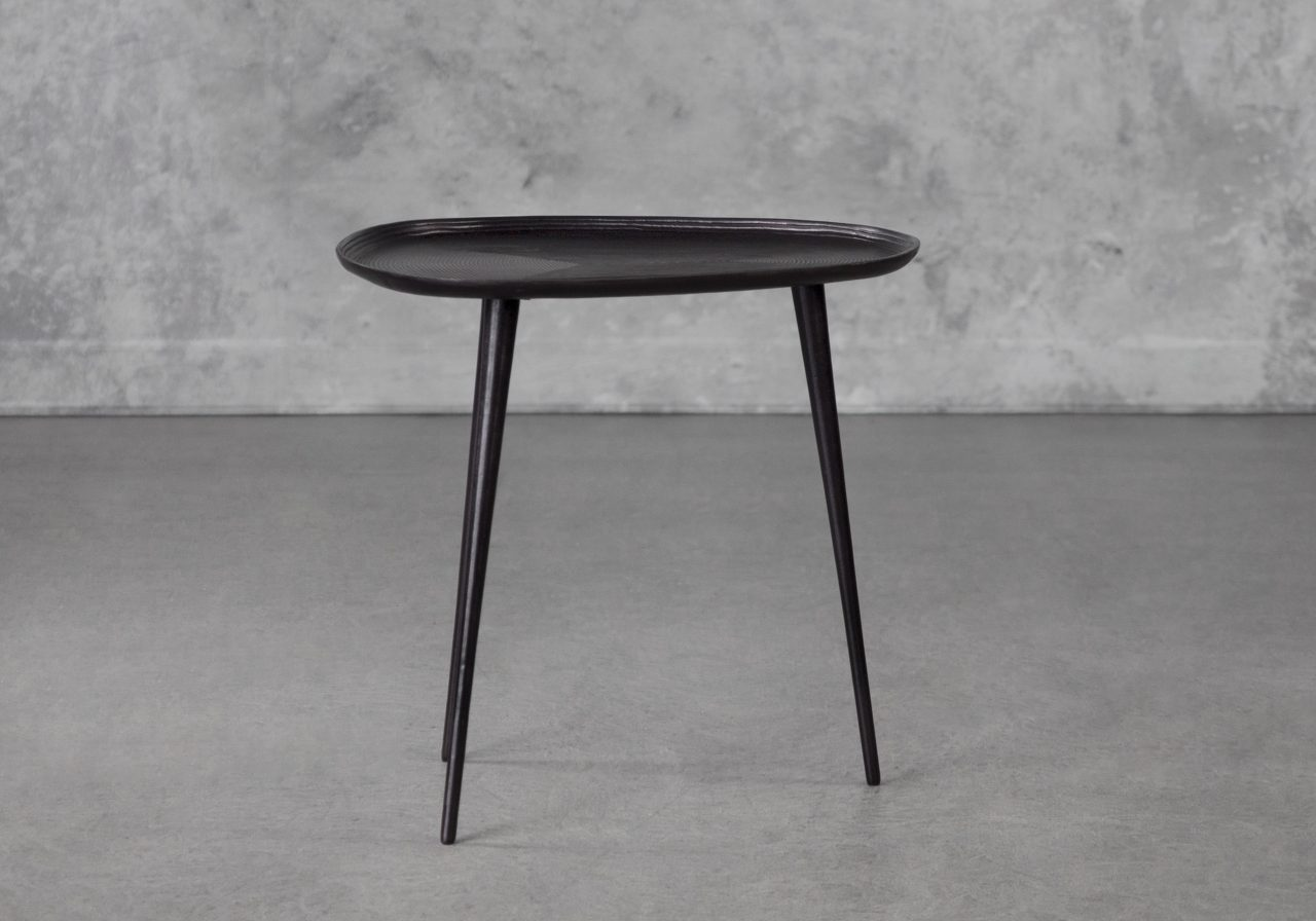 Mana End Table Large, Side