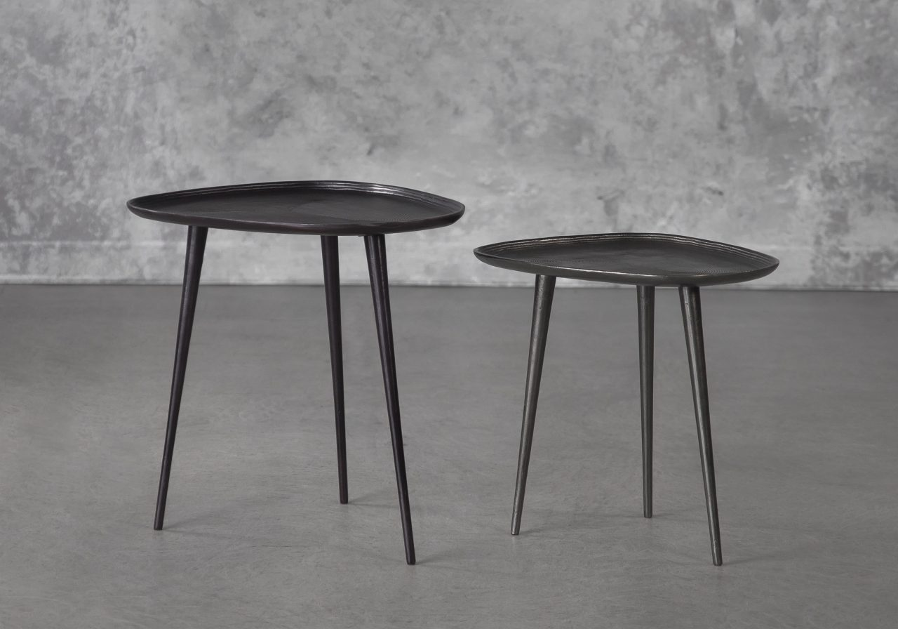 Mana End Table Large and Small