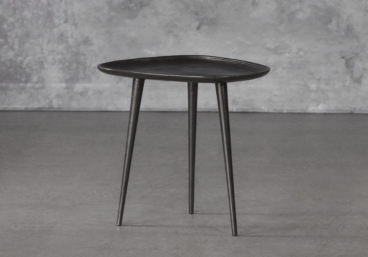 Mana End Table, Small, Angle