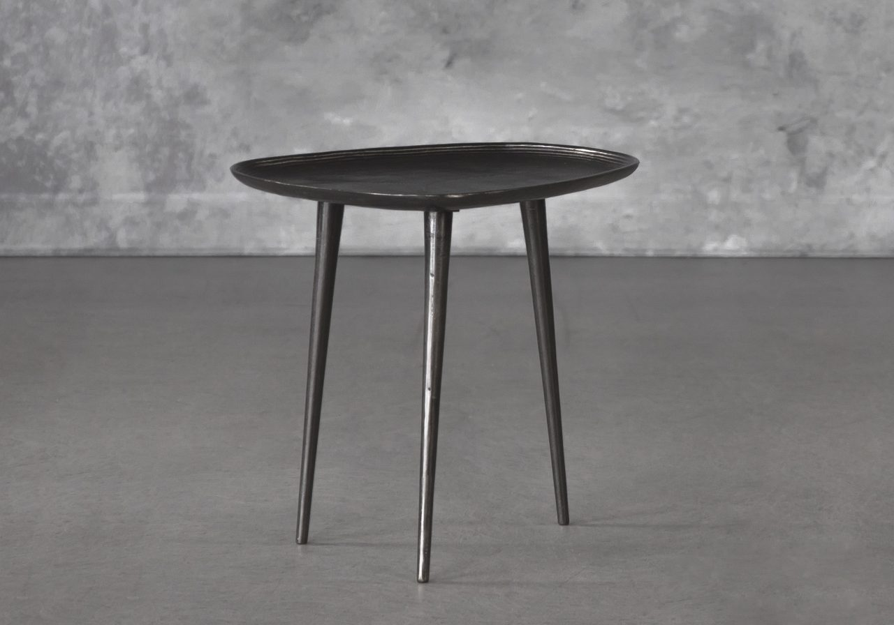 Mana End Table, Small, Back