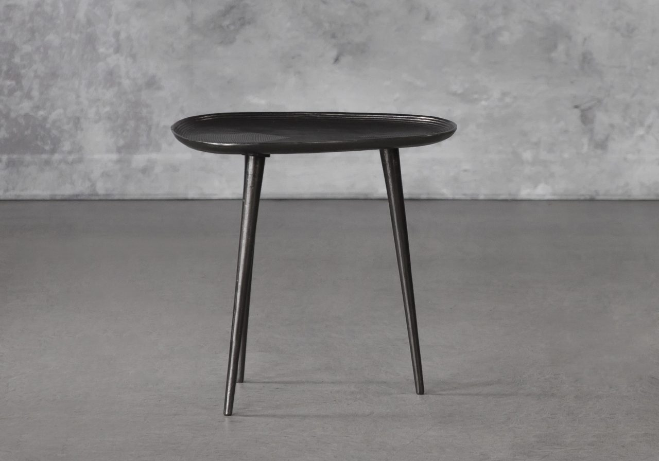 Mana End Table, Small, Side