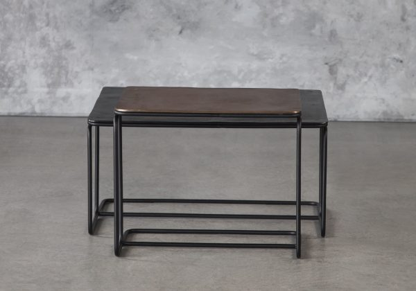 Reed Coffee Table, Front