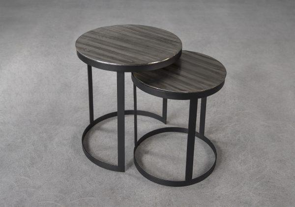 Sim End Table, Top, Angle