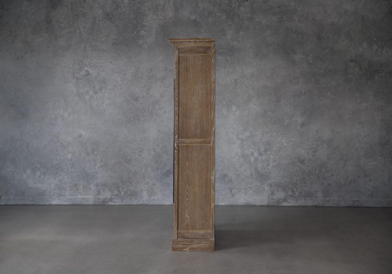 Wicklow Cabinet, Side