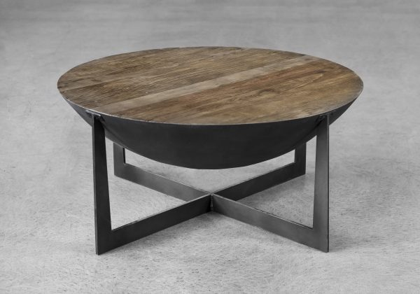 Dylan Coffee Table, Front, Top