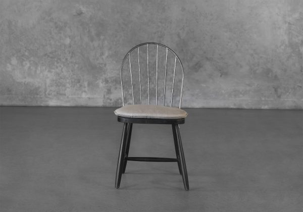 Eire Dining Chair, Front