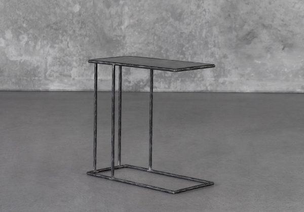 Gala End Table, Angle