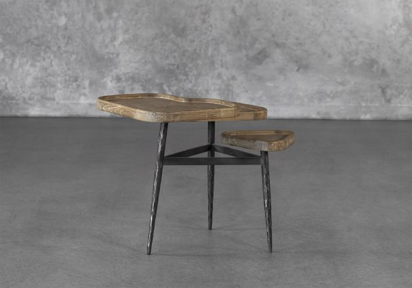 Ger End Table, Front