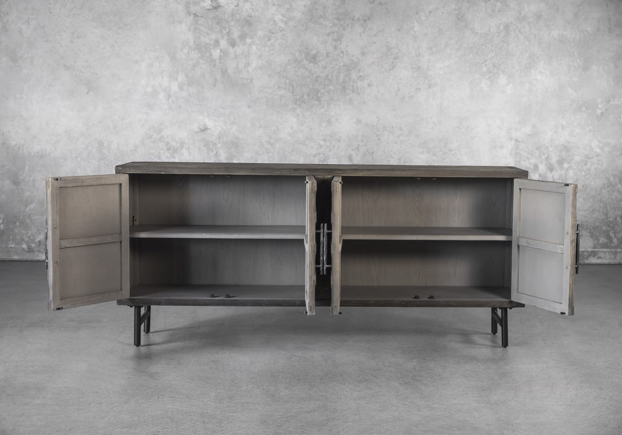 Orla Sideboard, Front, Open