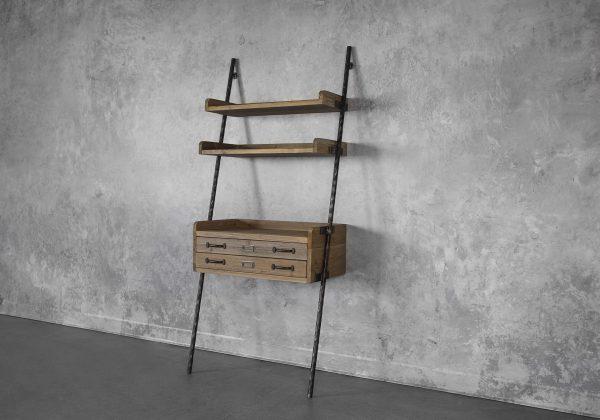 Poppy Shelf, Angle