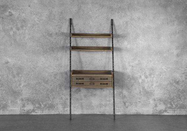 Poppy Shelf, Front