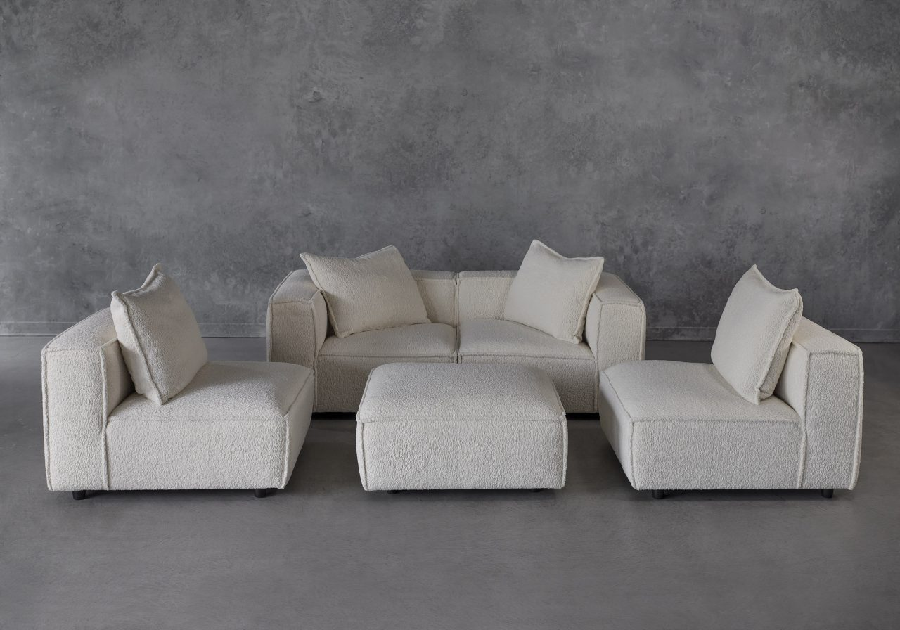 Shauna Sectional, Formation, Option 2