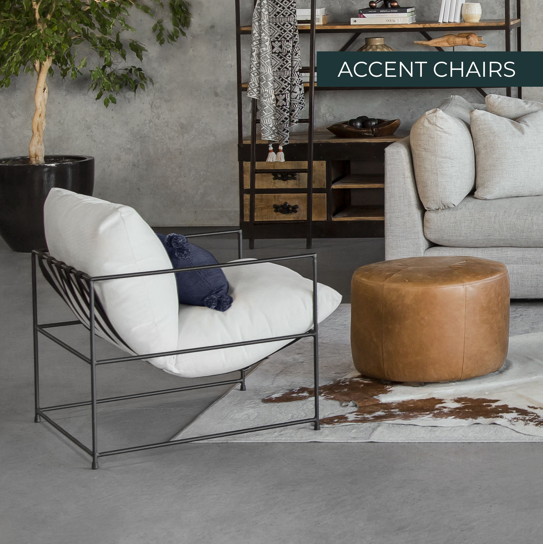 Accent Chairs, Muse & Merchant