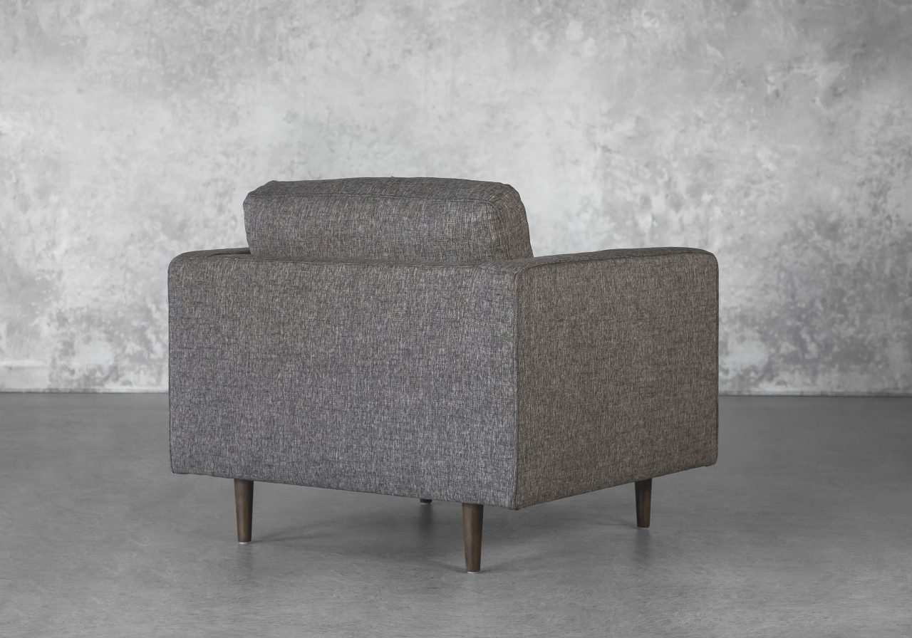 Cooper Chair in Pebble, Back
