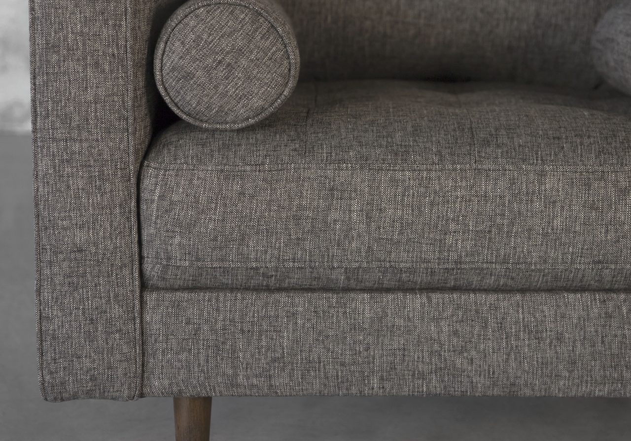 Cooper Chair in Pebble, Close Up