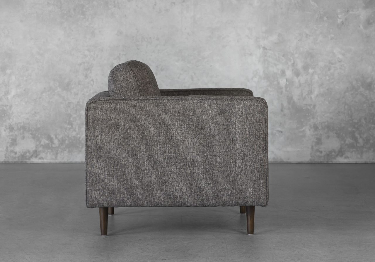 Cooper Chair in Pebble, Side