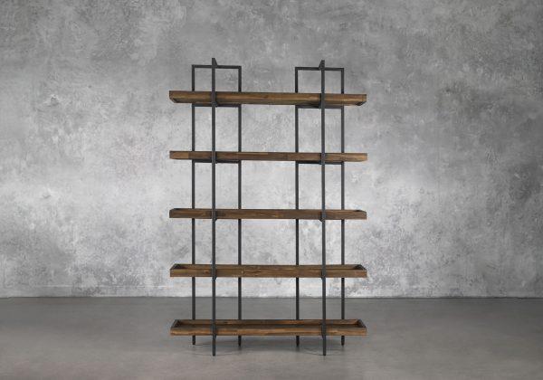 Elbert Bookcase, Front
