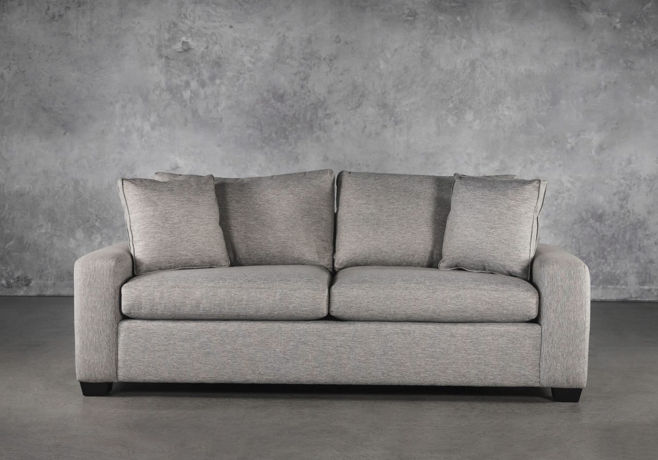 York SofaBed in Shell, Front
